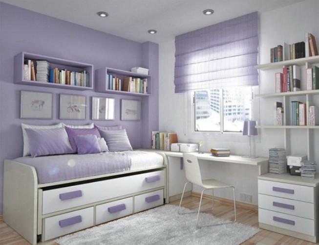 que faut il pr voir dans une petite chambre mission maison. Black Bedroom Furniture Sets. Home Design Ideas