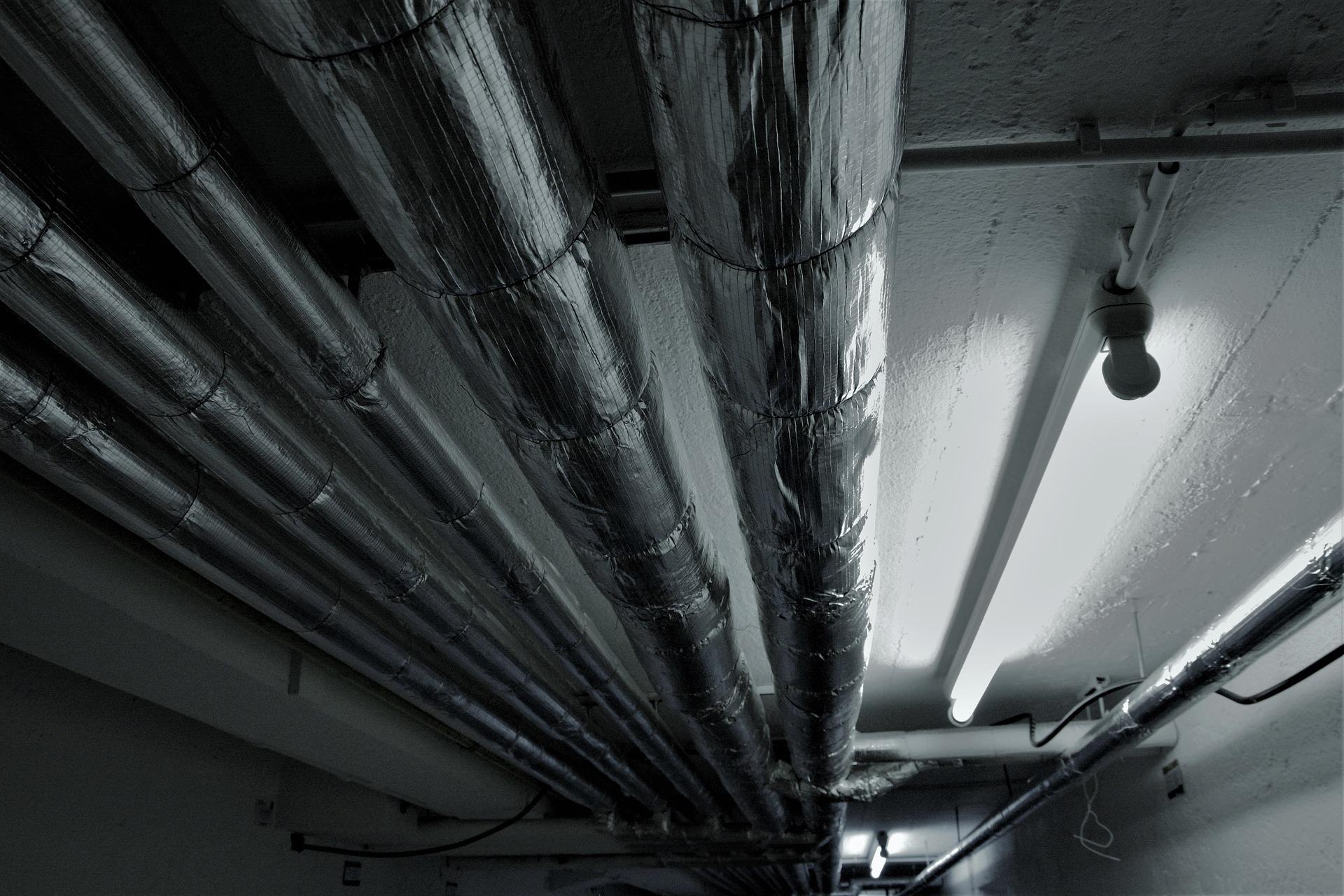 tuyaux calorifuge canalisations