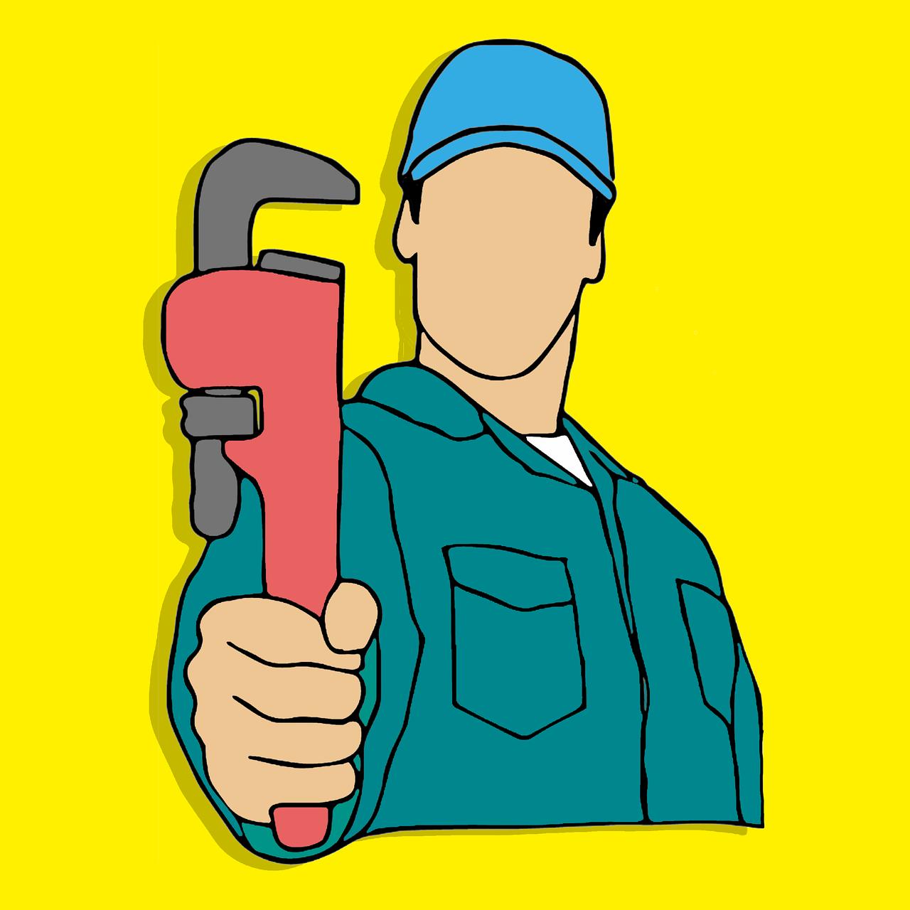 plombier-réparateur